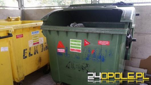 Zakład Komunalny w Opolu apeluje o poprawną segregację śmieci