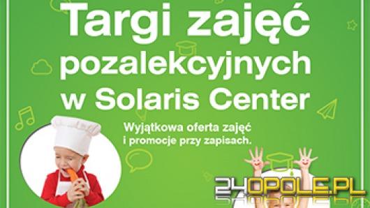 Targi zajęć pozalekcyjnych w Solaris Center