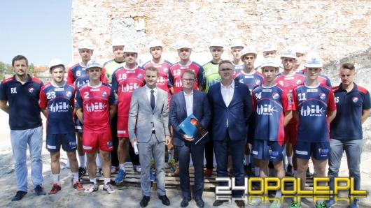 Szczypiorniści Gwardii Opole z nowym sponsorem i milionowym wsparciem