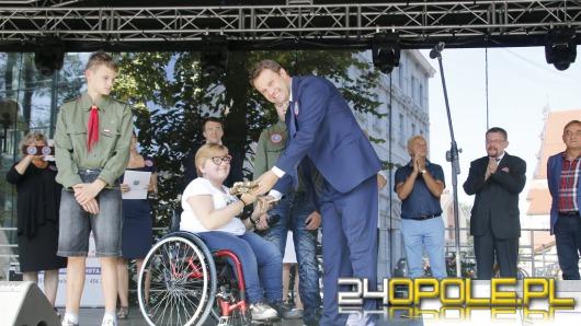 Na Placu Wolności ruszyły XVI Opolskie Dni Osób Niepełnosprawnych