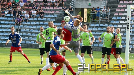 Piłkarze Odry wygrali z Rybnikiem 2:0