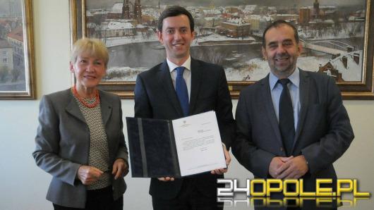 Uniwersytet Opolski otrzyma 32 mln zł na kierunek lekarski