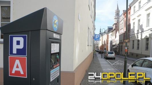 Z kilku ulic w ścisłym centrum Opola znikną parkomaty