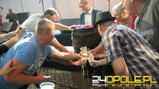 Na opolskim rynku trwa II Święto Piwa