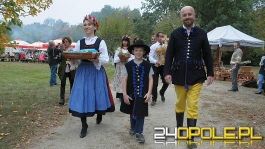 Święto plonów po raz czwarty w bierkowickim skansensie