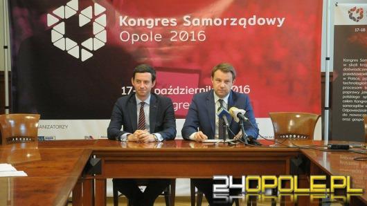 Opole będzie gospodarzem Kongresu Samorządowego