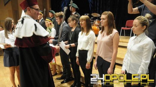 Jubileuszowa inauguracja roku akademickiego na Politechnice Opolskiej
