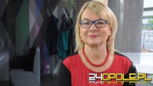 Jolanta Kawecka: Województwo opolskie jest kwitnące!