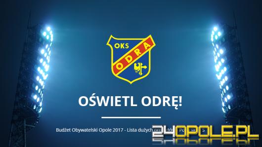 Oświetl Odrę! - Odra Opole w Budżecie Obywatelskim 2016