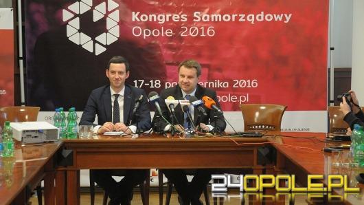 Morawiecki i Gowin wśród gości Kongresu Samorządowego Opole 2016