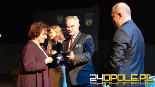 Marszałek wręczył nagrody animatorom i twórcom kultury