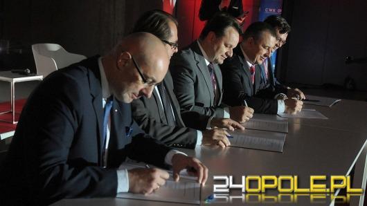 Węgiel do Elektrowni Opole popłynie ze Śląska Odrą