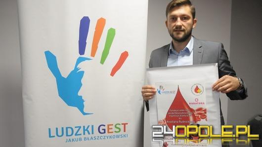 Oddaj krew w sobotę - wesprzyj Krystiana Rudnickiego w walce z chorobą!