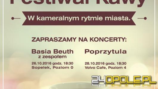 Darmowe koncerty przy kawie w Solaris Center
