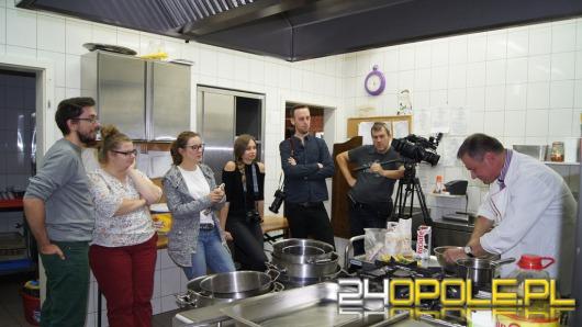 Dziennikarze i blogerzy kulinarni z wizytą na Opolszczyźnie