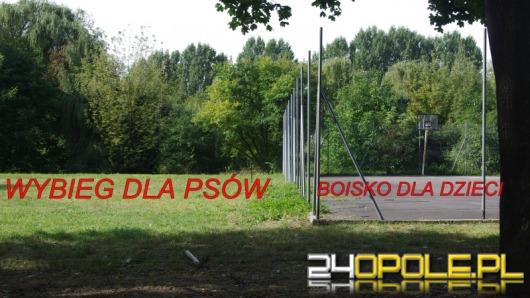 Wybiegu dla psów przy ulicy Łąkowej nie będzie? Mieszkańcy protestują.