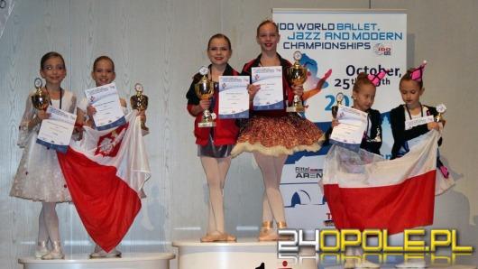 Tancerki Ramady z sukcesami wróciły z Mistrzostw Świata