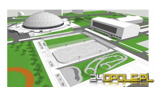 Przy Okrąglaku powstanie Opolski Park Sportu