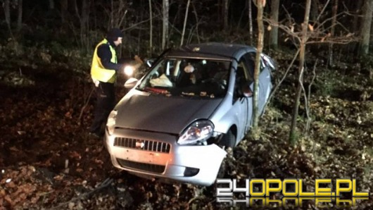 Dwie nastolatki zginęły w wypadku pod Olesnem