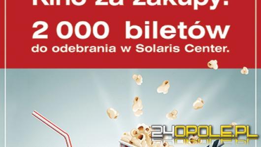 2000 darmowych biletów do zgarnięcia w Solaris Center