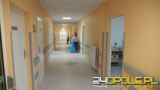 Kolejny oddział Szpitala Wojskowego po remoncie