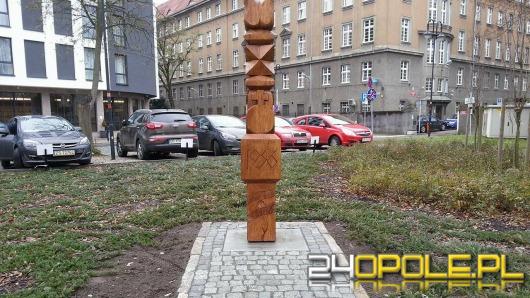 Nad Młynówką stanął symbol polsko-węgierskiej przyjaźni
