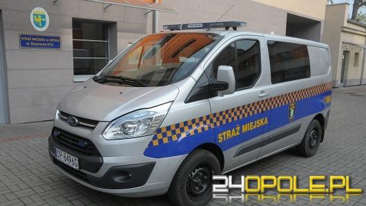 Opolska straż miejska ma nowy radiowóz