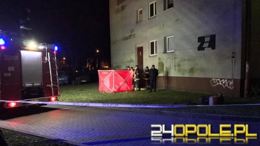 12-latka zginęła na Zaodrzu. Prawdopodobnie wyskoczyła z bloku.