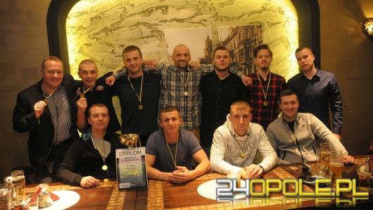 Puchary i medale trafiły do zawodników Opolskiej Ligi Orlika