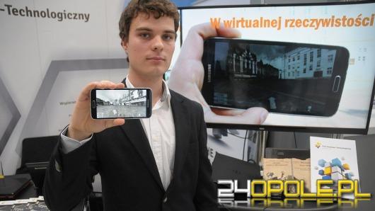 """Uczeń """"Elektryczniaka"""" tworzy aplikację, pokazująca Opole sprzed kilkudziesięciu lat"""