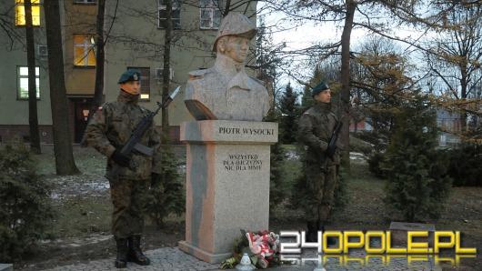 Opolscy żołnierze uczcili 186. rocznicę wybuchu powstania listopadowego