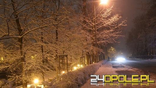 Opole w zimowej szacie