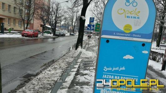 Rowery miejskie zniknęły z ulic Opola