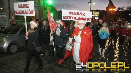 III Marsz Mikołajów przeszedł ulicami Opola