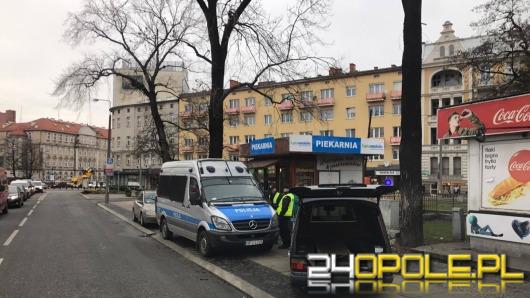 Przy dworcu PKP w Opolu znaleziono ciało mężczyzny