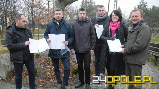 Mieszkańcy Winowa przeciwko podwyżkom cen wody i ścieków