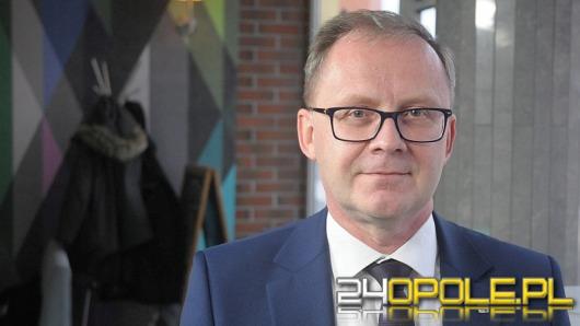 Wicemarszałek Roman Kolek o służbie zdrowia w nowym roku