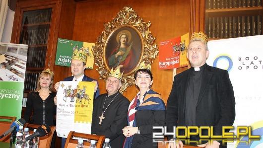 Jubileuszowy Orszak Trzech Króli przejdzie ulicami Opola