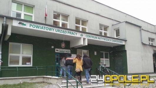 We wszystkich powiatach Opolszczyzny spadło bezrobocie