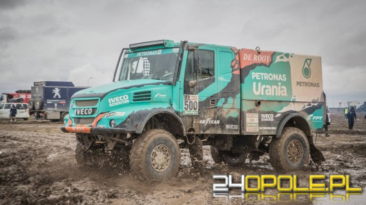 Darek Rodewald jedzie w Rajdzie Dakar po kolejne zwycięstwo