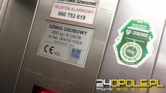 """Mieszkańcy bloku przy ul. Piotrkowskiej 1: """"Nasze windy są niebezpieczne!"""""""