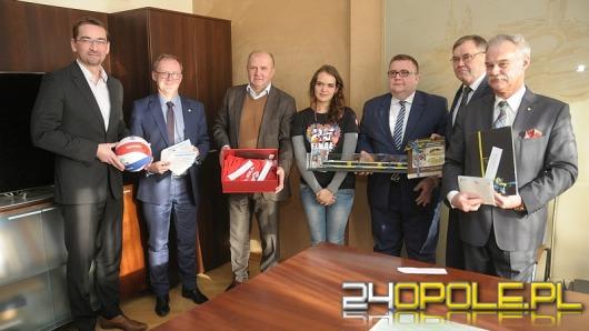 Wyjątkowe gadżety na WOŚP od Zarządu Województwa Opolskiego