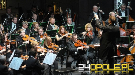 "Koncert ""Music of the Night"" zgromadził w CWK tłumy Opolan"