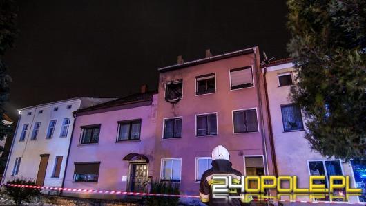 Tragiczny pożar w Prószkowie. Nie żyje 46-letnia kobieta.