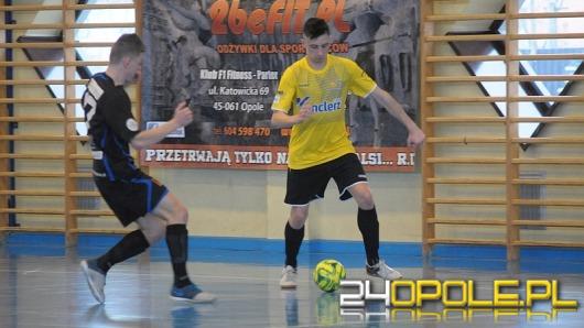 W Komprachcicach rozegrano eliminacje Młodzieżowych Mistrzostw Polski U18 w futsalu