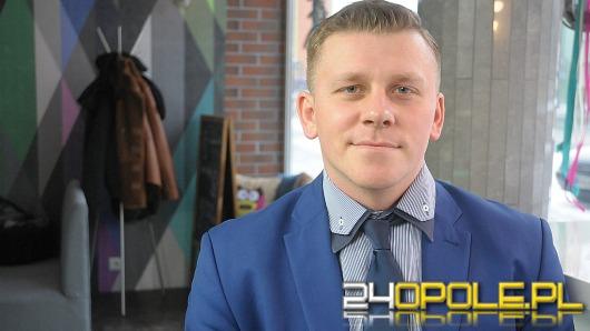 Tomasz Wróbel o planach dla Okrąglaka i dobrym sezonie AZS Politechniki