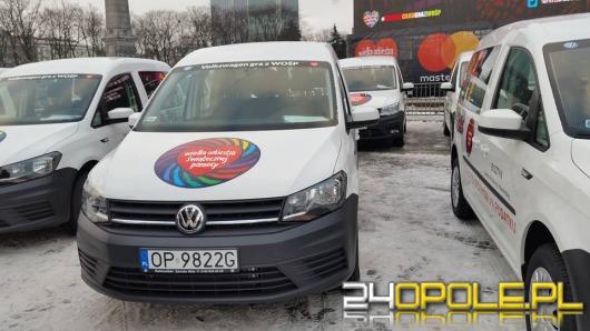 WOŚP przekazał samochód dla Domowego Hospicjum dla Dzieci w Opolu
