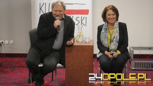 Małgorzata Kidawa-Błońska i Andrzej Grabowski spotkali się z Opolanami