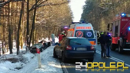 Tragiczny wypadek na trasie Opole-Kluczbork