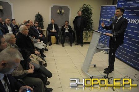 Petru w Opolu: PiS zrobi wszystko, by utrzymać władzę!
